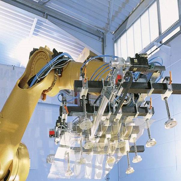 Robot-Stacker